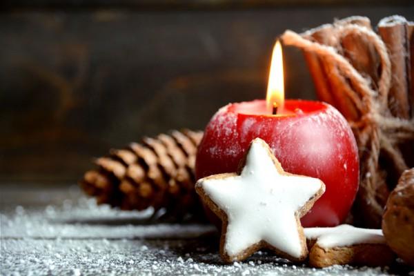 "Weihnachtsbuffet ""Kerzenschein"" (ab 25 Personen)"