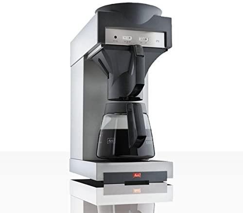 Kaffeemaschine mit 2 Glaskannen