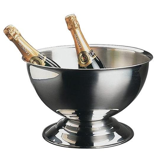 Champagnerkühler inkl. Crushed Ice